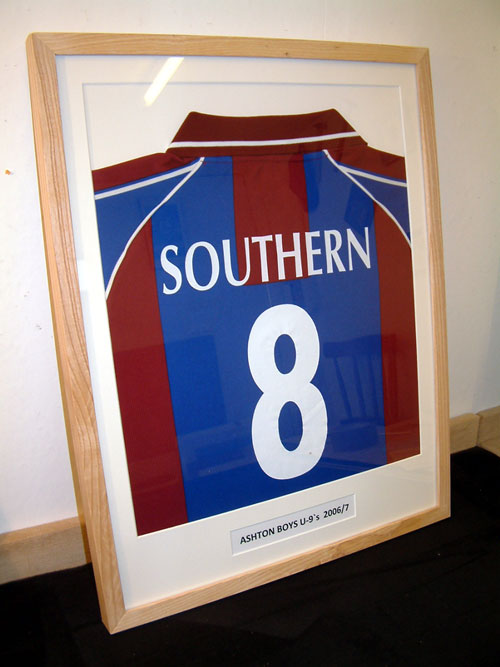 signed shirt | Framing Fairy